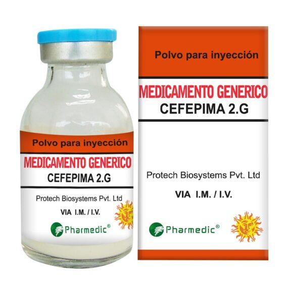 1-Cefepima-2-g